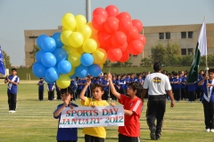 Sports Day 2012-2
