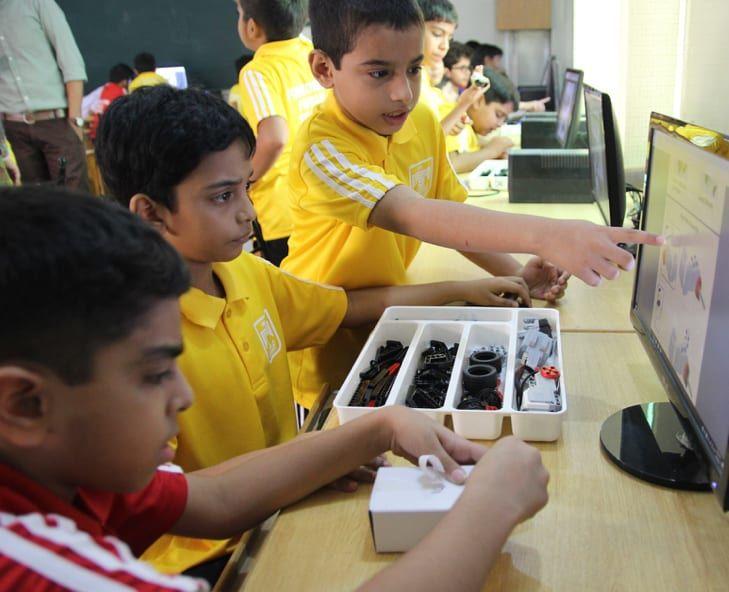 Spark Program for Junior Schools is in Full Swing!